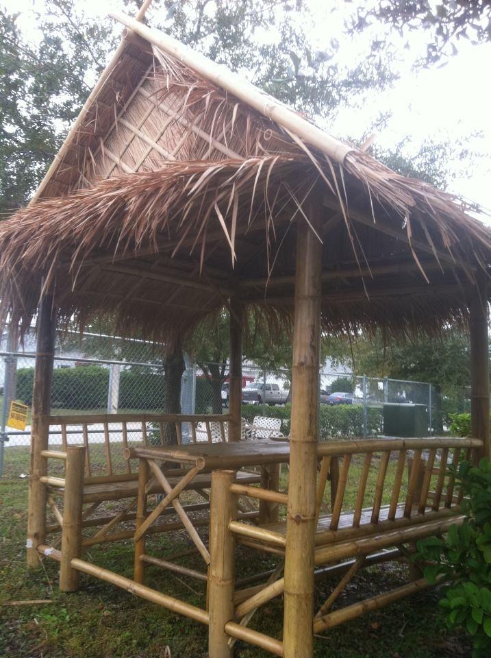 Bali Hut Decorating Ideas