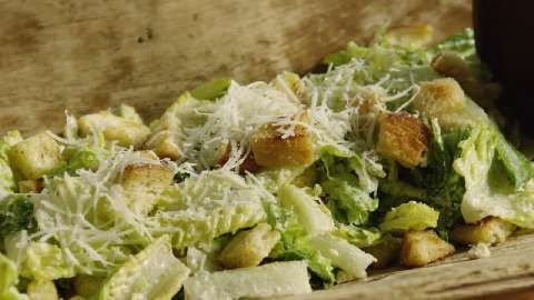 Caesar Salad Supreme Video