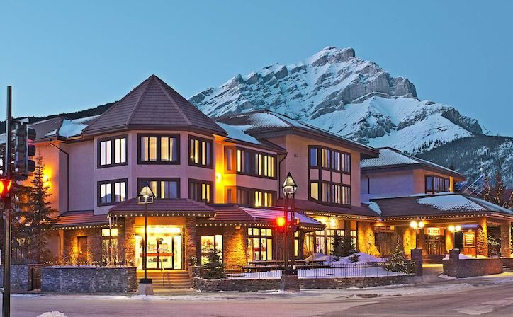 Elk + Avenue Hotel at Banff - Accommodation at the Elk + Avenue Hotel in Banff, Alberta, Canada