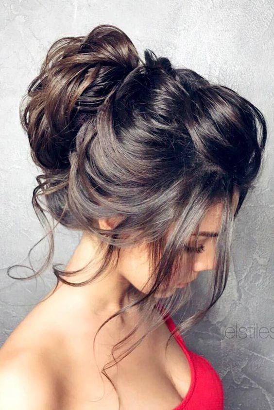 12 Atemberaubende Frisur Inspirationen für die Winter, die wunderschön sind