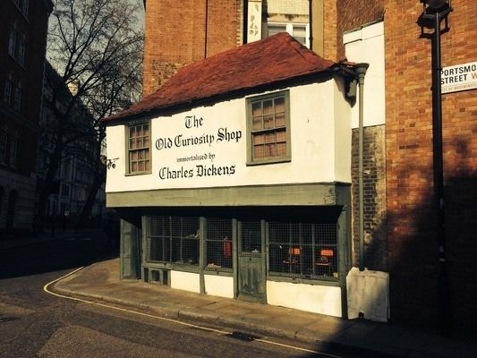 The Old Curiosity Shop | Atlas Obscura