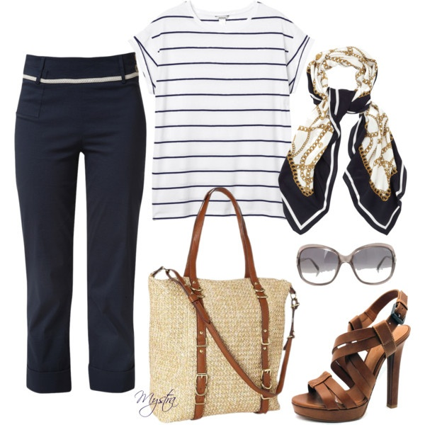 Capri love by cafemystra on Polyvore