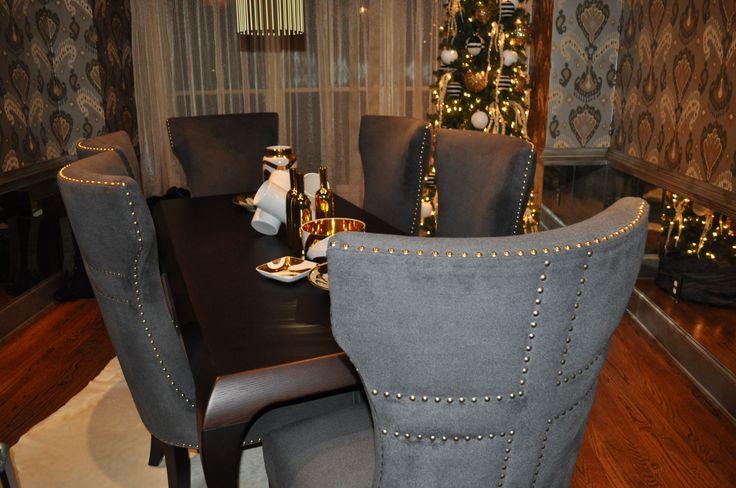 Christmas Tree In Dining Room Xoxo