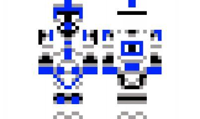 minecraft skin Blue-Clone-Trooper | Blue Minecraft Skins ...