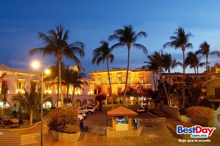 El Hotel Playa Mazatlán cuenta con una de las mejores ofertas en la gastronomía del puerto, ya que ofrece una deliciosa selección de platillos, vistas fabulosas del océano y un servicio sin igual en #Mazatlan. #BestDay #OjalaEstuvierasAqui