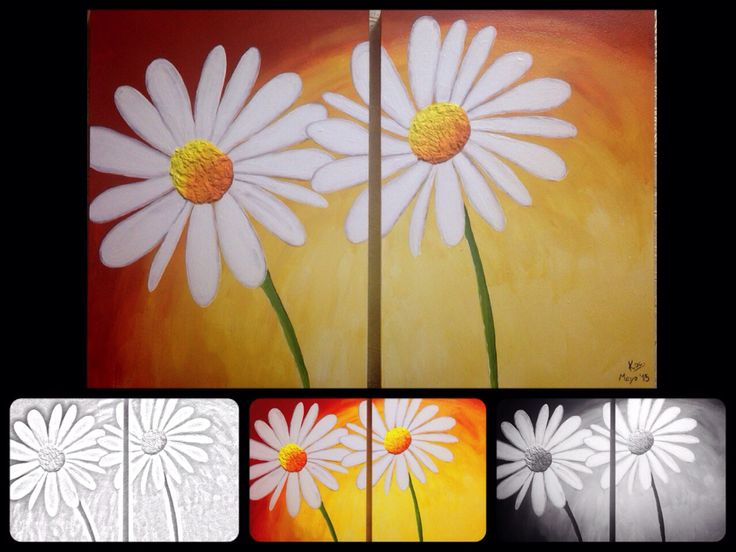 #painting #flowers #arts