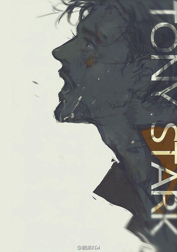 Tony Stark 打卡 #钢铁侠# 来自眠狼RDJ - 微博