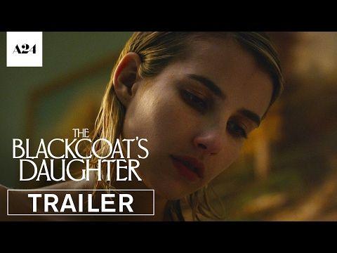 The Blackcoat's Daughter movie review starring Kiernan Shipka and Emma Roberts