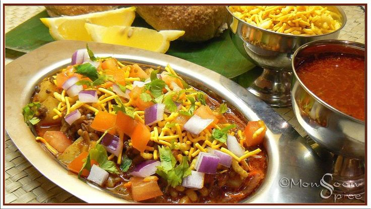 Monsoon Spice | Unveil the Magic of Spices...: Super Hot & Spicy Kolhapuri Misal: Not for the Faint Hearted!