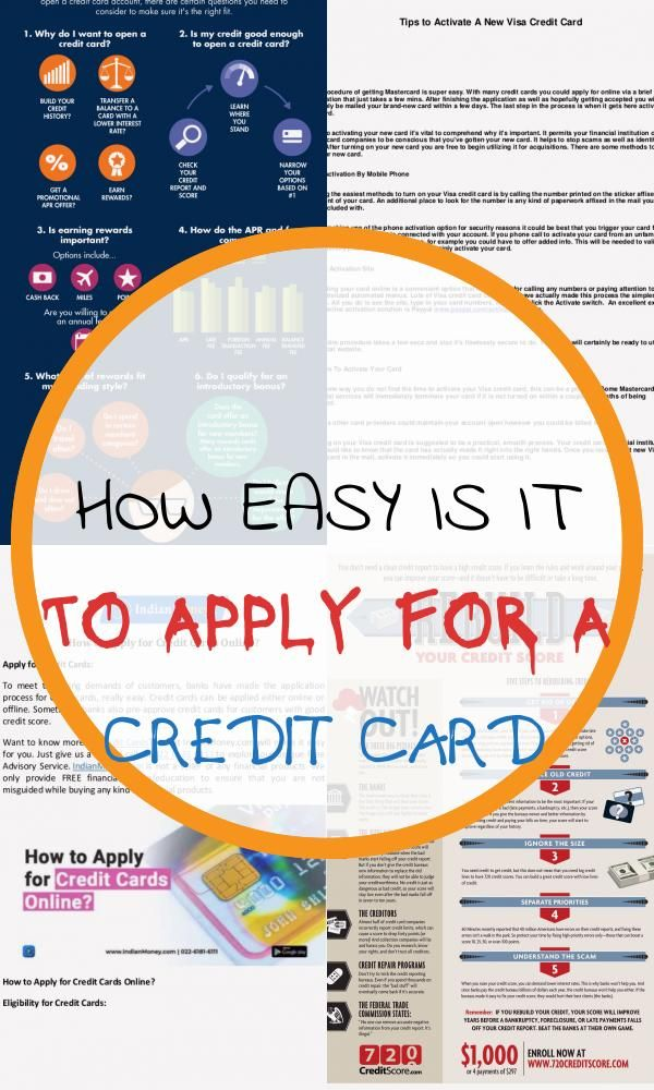 13 large how easy is it to apply for a credit card in 2020