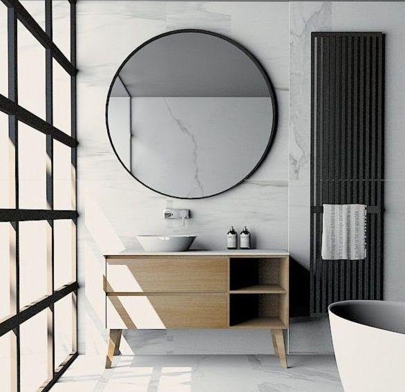 Mueble De Bano Nordico Con Imagenes Muebles De Bano Decorar