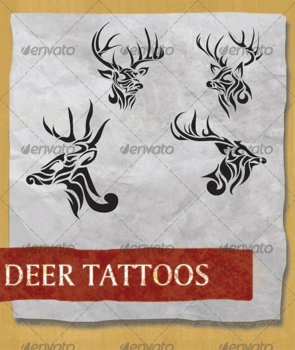 Deer Vectors