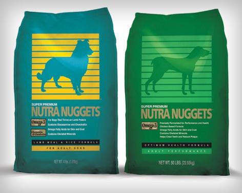 Nutra Nuggets Dog Food, New at WinCo. One formula for dogs