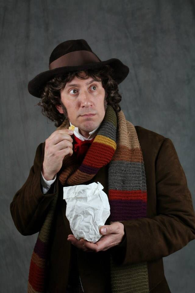 Image result for fourth doctor jelly baby