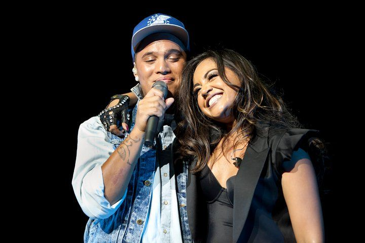 Stan Walker And Jessica Mauboy