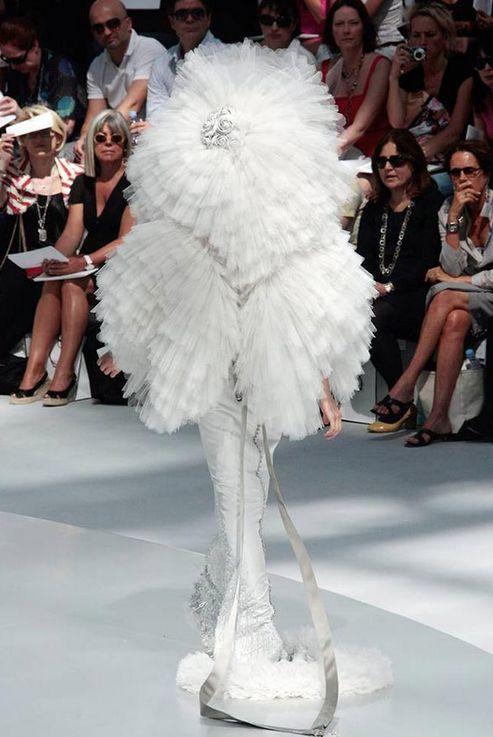 Image result for ugliest wedding dress