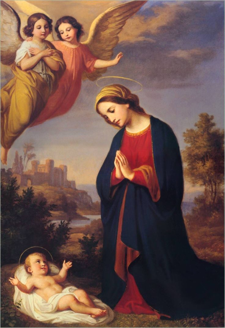 Blessed Mother                                                                                                                                                                                 More