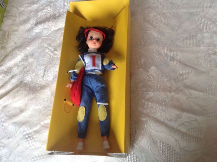 Rare 1970's Jogging Fleur Dutch Sindy look-a-likedoll,Otto Simon Mint in box | eBay