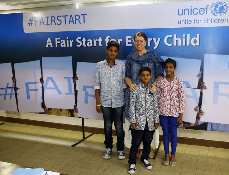 #UNICEF India Launches Public Advocacy #Campaign  #childrights #childprotection