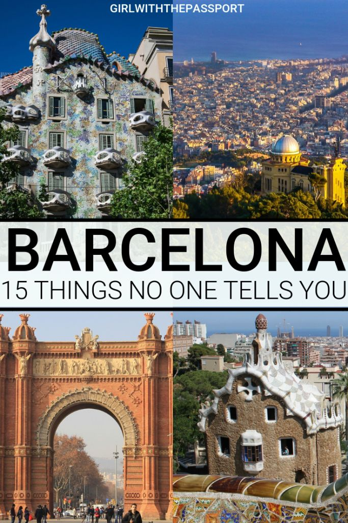 How to Prepare for Barcelona, Spain: 15 Essential Barcelona Tips and Tricks