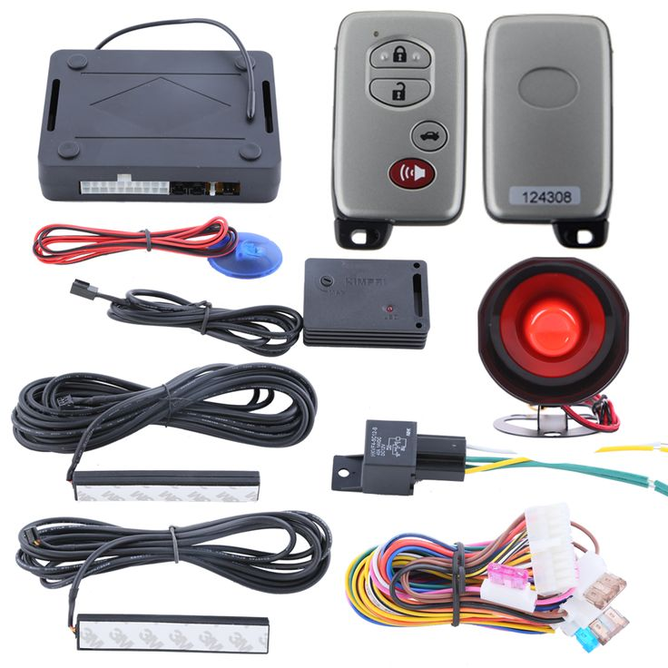 20 Best Car Alarm Systems & Security Images On Pinterest