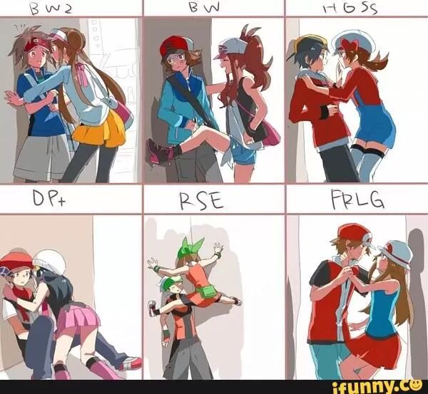 Pokemon couples