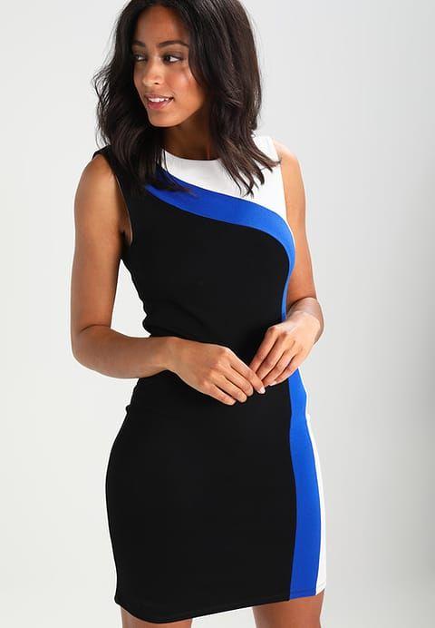 Vêtements Anna Field Robe fourreau - royal blue/black bleu royal: 30,00 € chez Zalando (au 27/05/17). Livraison et retours gratuits et service client gratuit au 0800 915 207.