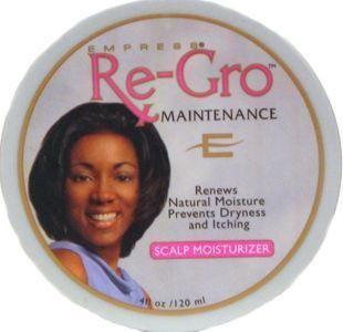 Empress Re-Gro Maintenance Scalp Moisturizer 4 Ounce