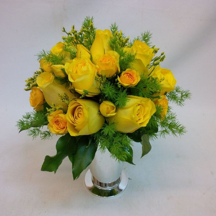 Bring a bright summer inspired colour for spice up your venue. www.plushflowers.ca