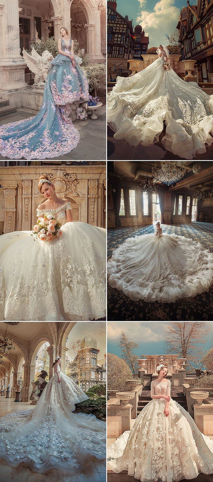 romanticregal01-BellaWeddingDress by Catherine Wedding