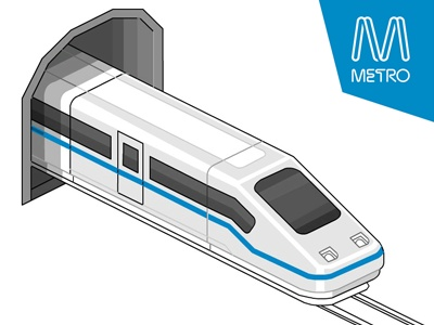 Train Isometric 3D by Liam Wolf http://www.neopeaks.com