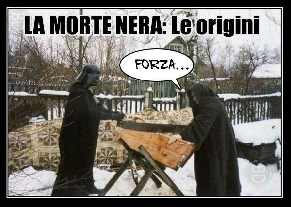 La Morte Nera: le origini - bastardidentro ...