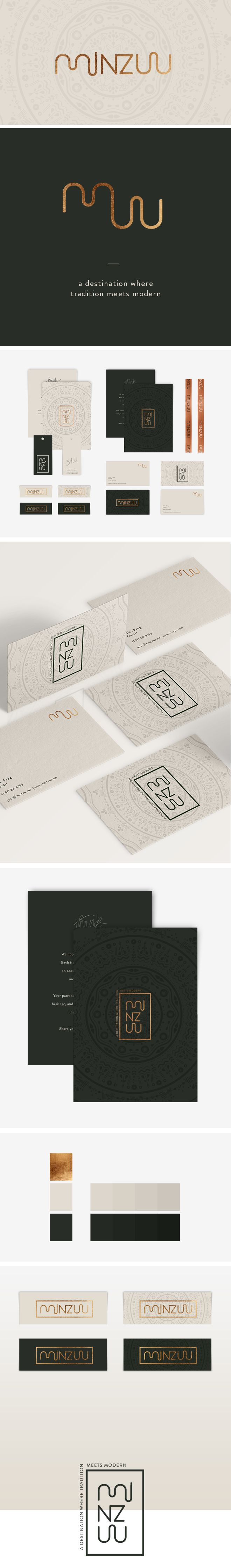Cocorrina: NEW IN PORTFOLIO: MINZUU BRANDING
