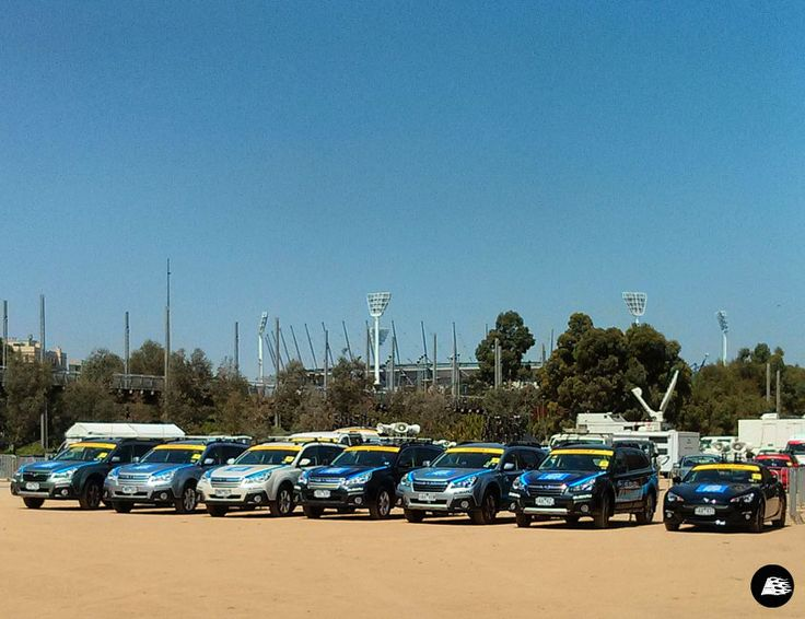 Windscreen Banners, Subaru, USM Events, Cycling, Bonnet Decals, 2014 Jayco Herald Sun Tour