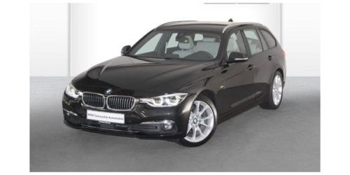 BMW 320d Touring Modell Luxury Line - 3577