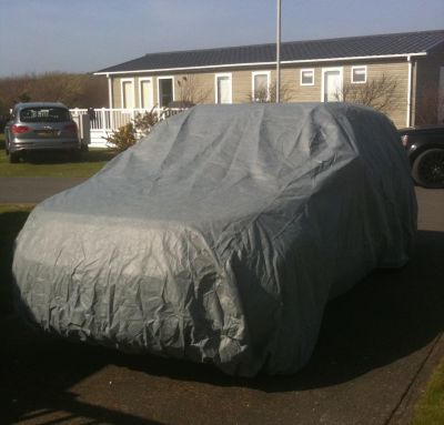 Range Rover Evoque, first ever UK pattern testing on this Vehicle by us.
