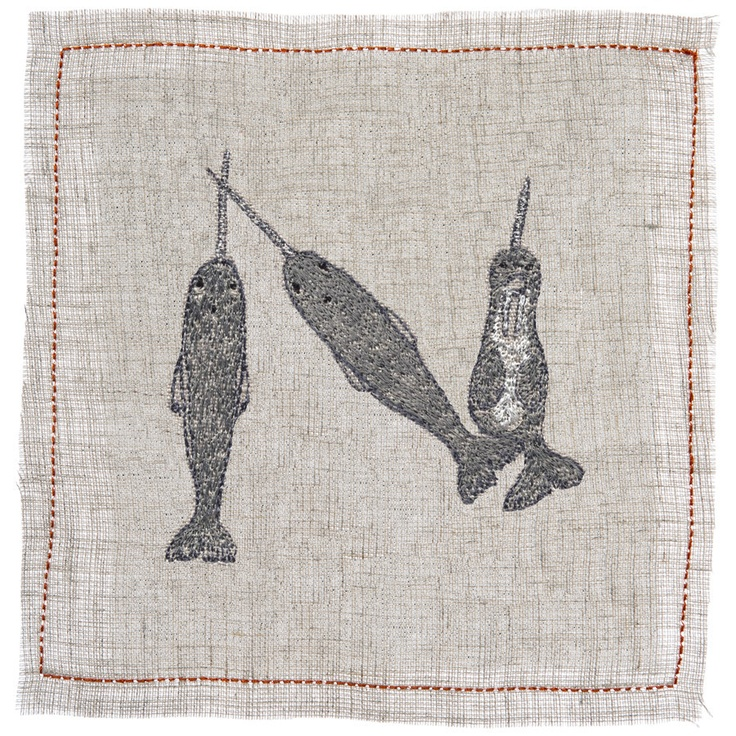 Coral and Tusk - Narwhals