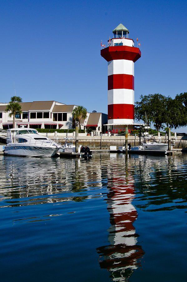 Harbor Town Lighthouse Hilton Head Island