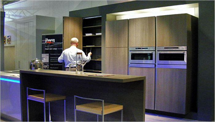 25 beste idee n over keukenkasten op pinterest - Keuken uitgerust m ...