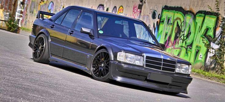 Aus vielerlei Gründen erfreut sich die Baureihe W201 von Mercedes-Benz überaus großer Beliebtheit. Solidität, Gebrauchswert und eine breit Motoren-Pallette