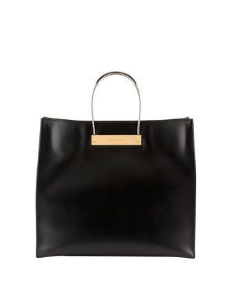 Shop now: Balenciaga shopper bag