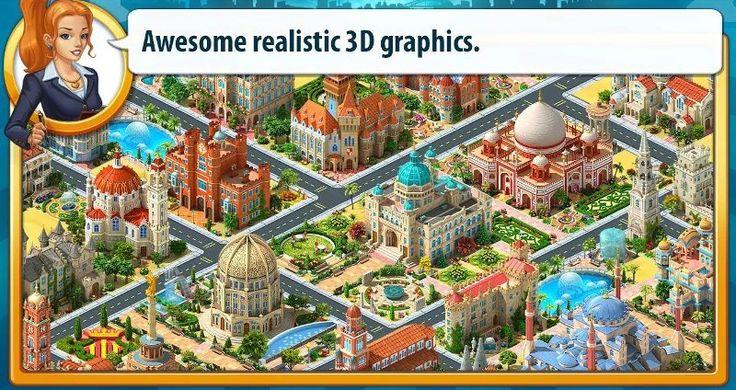Download Game Simulasi Membuat Kota Gratis di Android dan