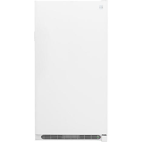Kenmore 21742 17.3 cu. ft. Upright Freezer - White