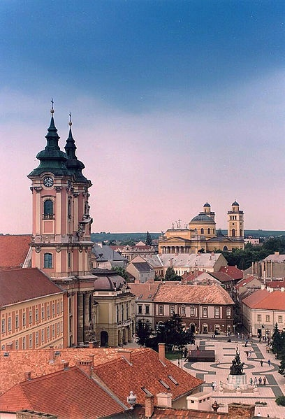 Eger, Northern Hungary