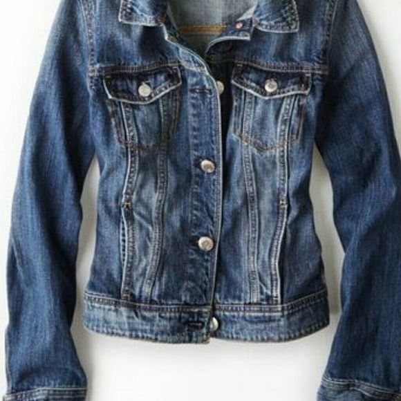 AE jeans petite perfect for teens American Eagle Outfitters Jackets & Coats