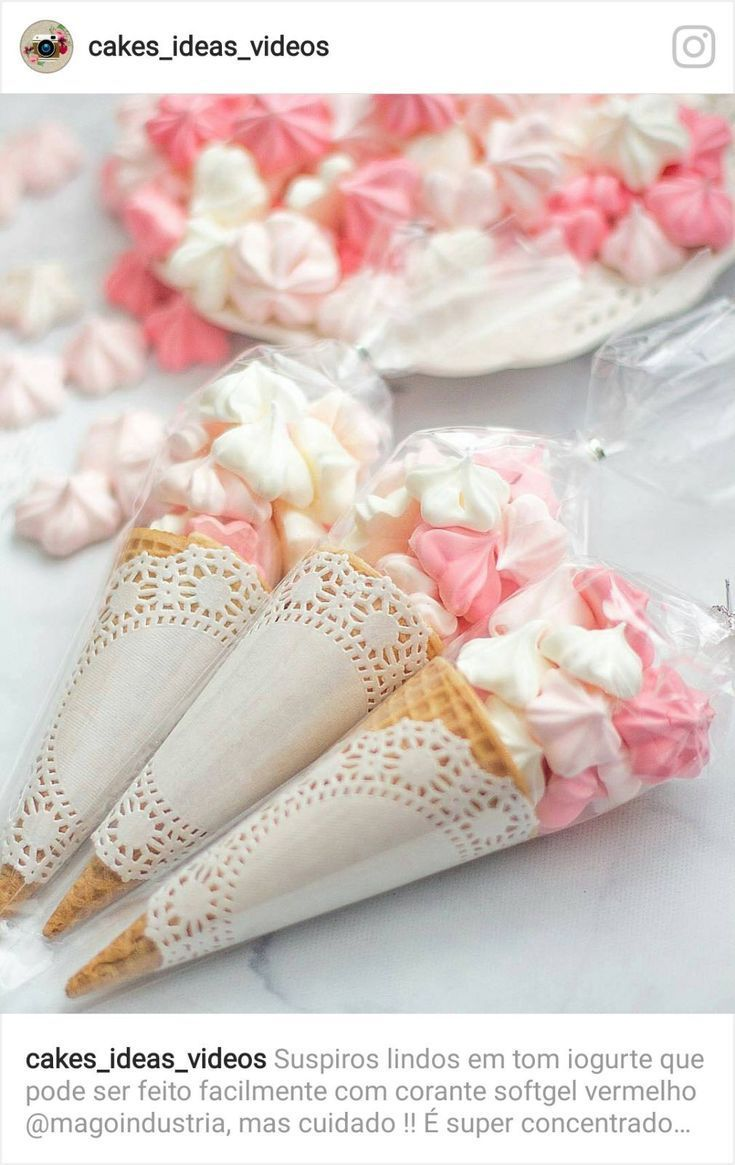 Love these sweet treats for a baby shower …