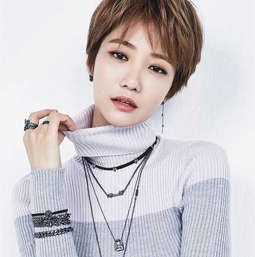 8.Asian-Pixie » New Medium Hairstyles