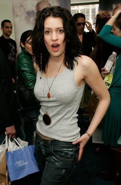 Paget Brewster - love the jeans!