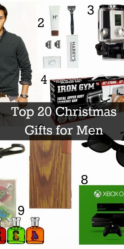 The Best Christmas Presents for Him {Gifts He's Guaranteed to Love!}