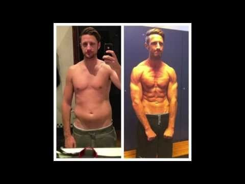 Das 10 Wochenprogramm Body Transformation 2012 von Julian Zietlow